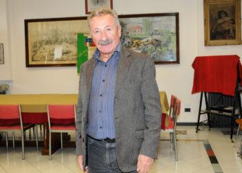 Legnano - Presidente ANPI Primo Minelli