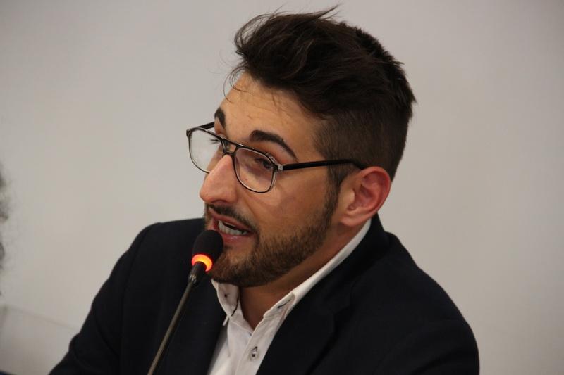 Andrea Grattarola Cinque Stelle Legnano 10 - Sempione News