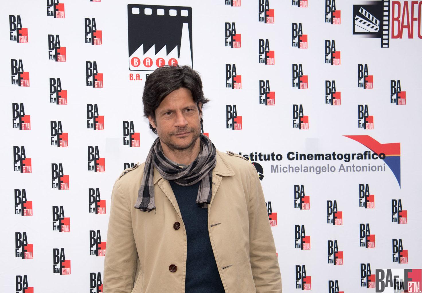 Baff : Andrea Sartoretti Premio miglior attore