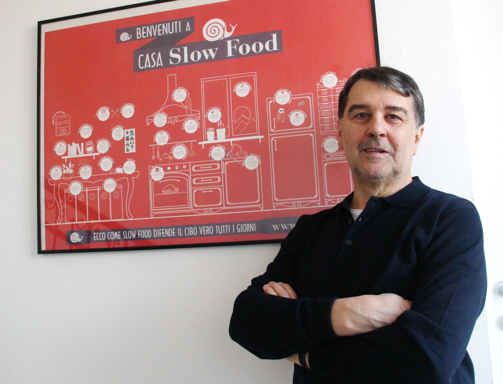 Paolo Testa Slow Food Legnano