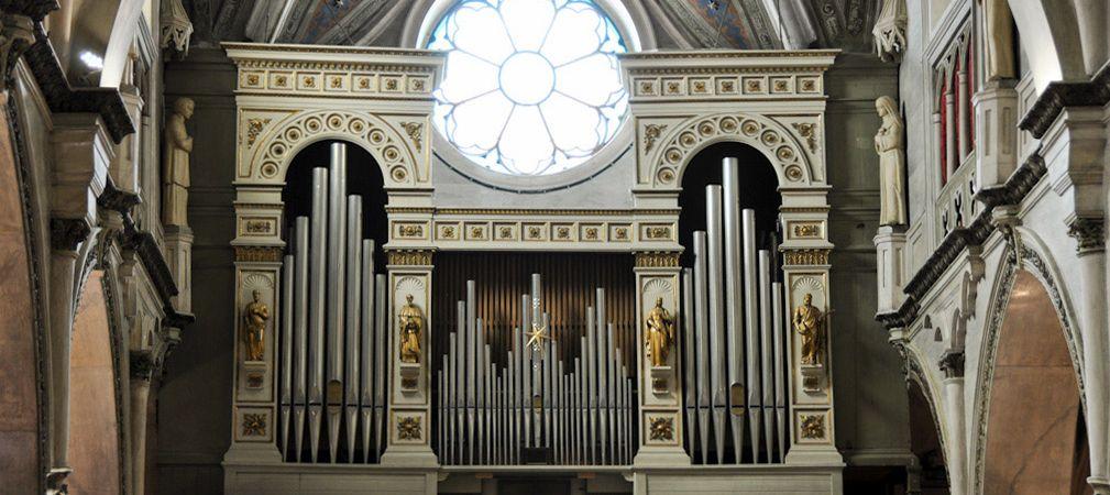12 festival organistico