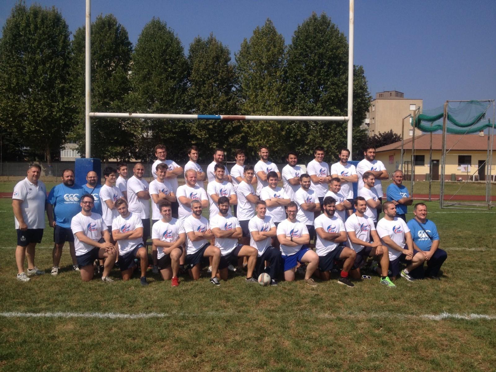 016-17_SerieC Rugby Parabiago