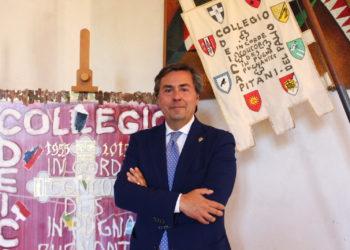 Alberto Oldrini, Gran Maestro del Collegio dei Capitani e delle Contrade