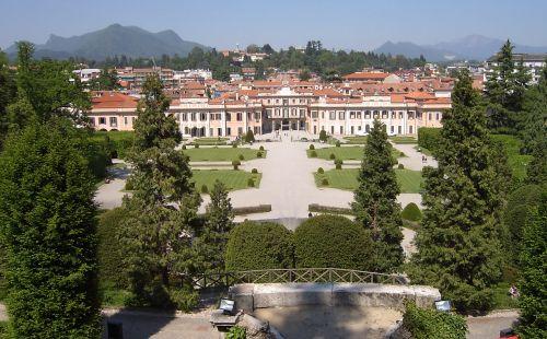 VARESE_Palazzo Estense e giardini(2)