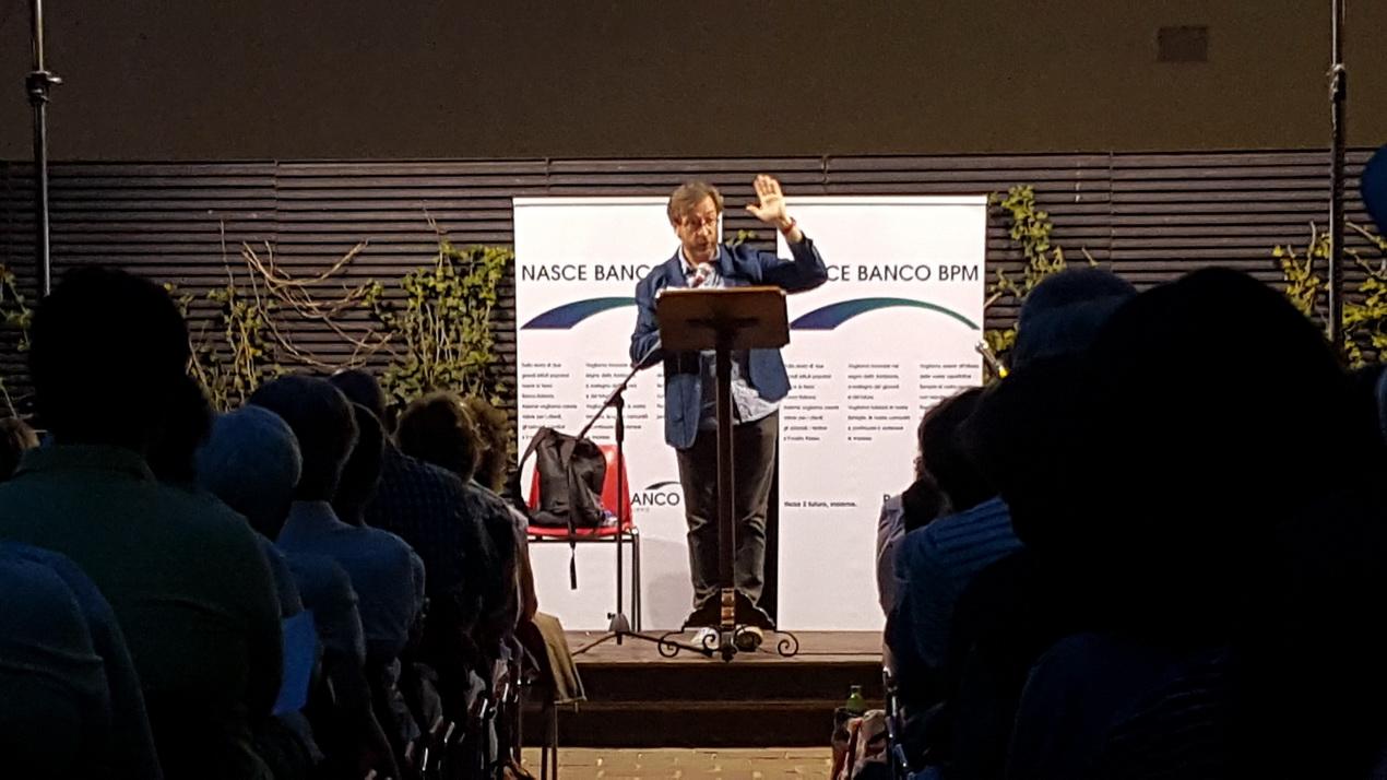 Leggendo la commedia Gianni Vacchelli 15 - Sempione News