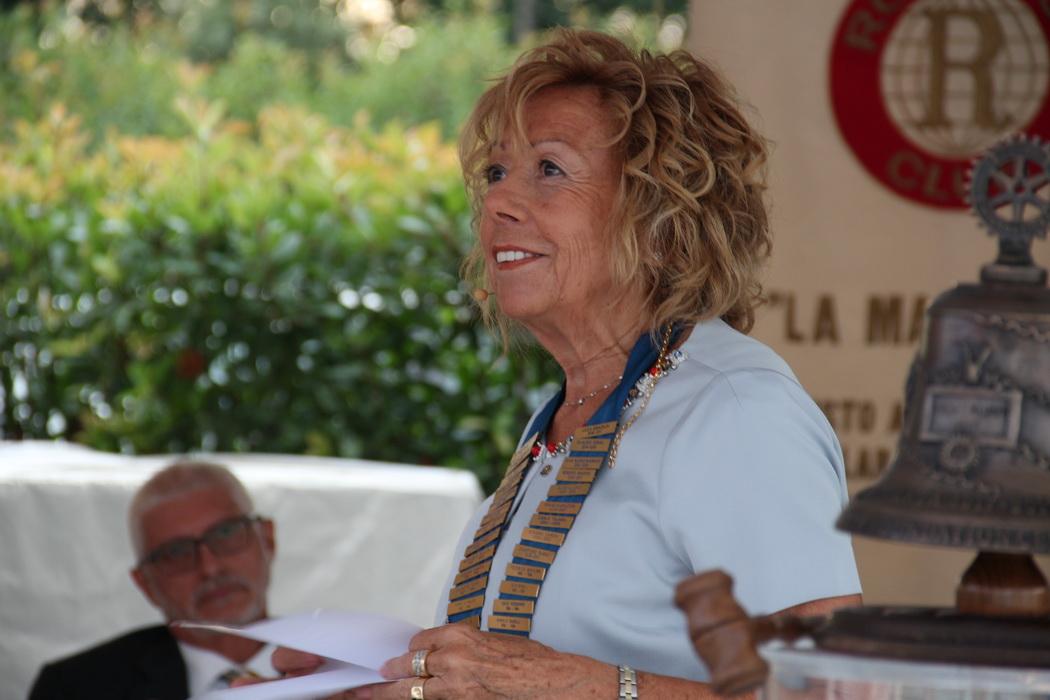 Passaggio incarichi Rotary Club 49 - Sempione News