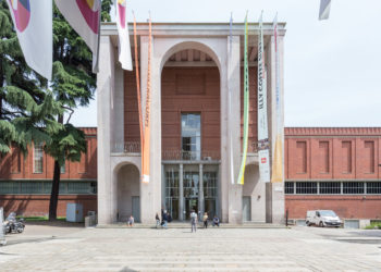 Triennale di Milano_Facciata principale photo Gianluca Di Ioia