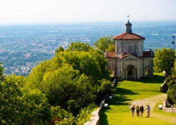 Sacro Monte di Varese, Lombardy, Italy, Europe