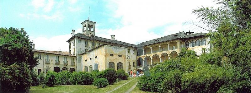Villa NigraMiasino