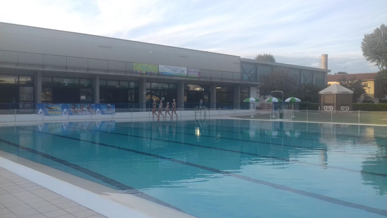 Una piscina olimpica in citt sempione news - Piscina di legnano ...