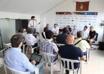 presentazione staff tecnico Bustese Milano City Ac 21