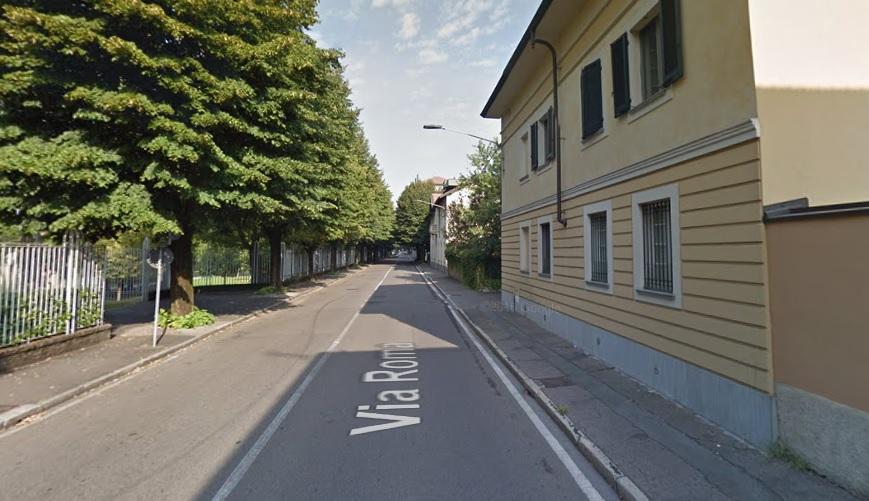 Via Roma San Vittore Olona