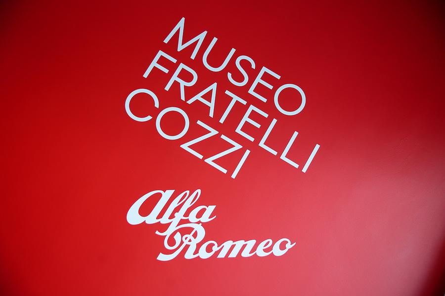 Museo Fratelli Cozzi Alfa Romeo 52 - Sempione News