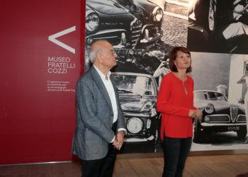 Museo Fratelli Cozzi Alfa Romeo 55 - Sempione News