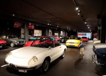 Museo Fratelli Cozzi Alfa Romeo 62 - Sempione News