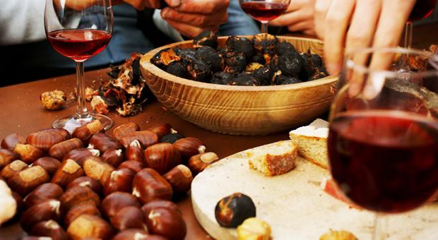 castagne-vin-brulè