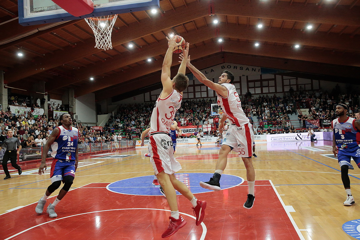 Legnano Basket 19 - Sempione News