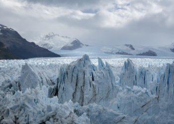 AIAZZI Veduta di ghiacciaio