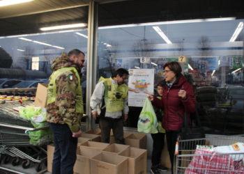 Colletta Alimentare HFiltration Gigante 14 - Sempione News