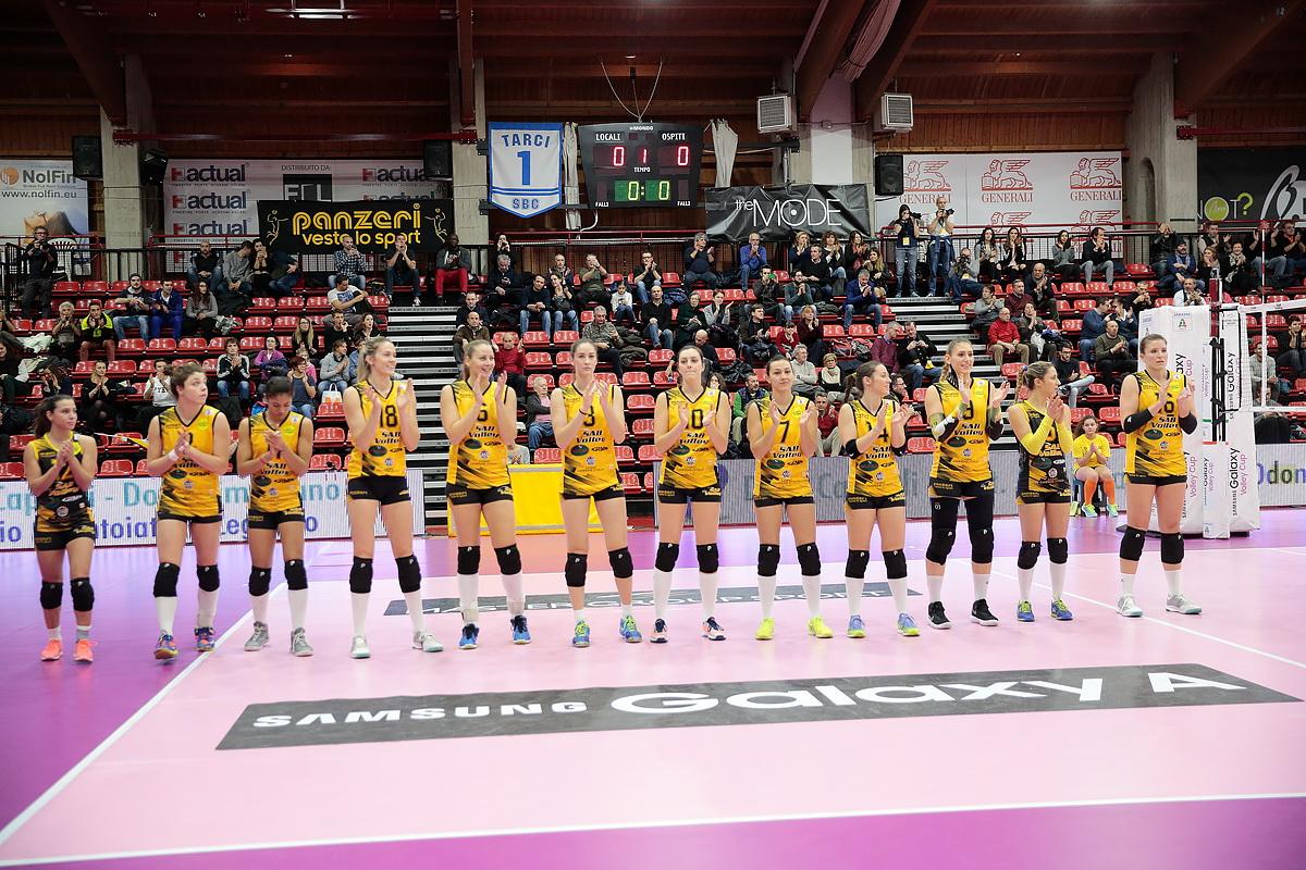 Sab Volley - Scandicci 01 - Sempione news
