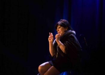 """Anna Maria Barbera Al Teatro Galleria in """"Ma voi come stai"""", la sconsolata conquista anche Legnano.Sala piena e pubblico in attesa di lei, la sconsolata Anna Maria Barbera ed ancora una band dal vivo."""