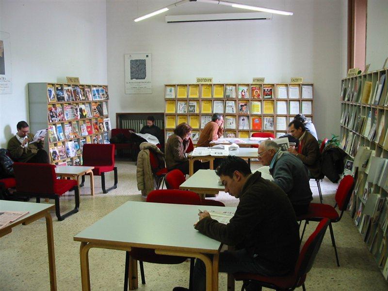 Busto riprende nati per leggere in biblioteca - Biblioteca porta venezia orari ...