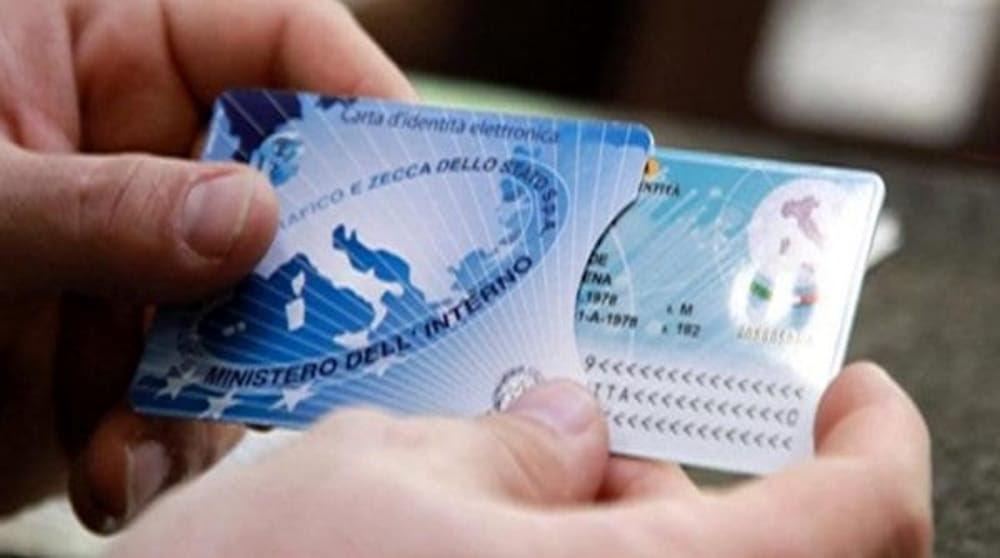 carta d'identità rho