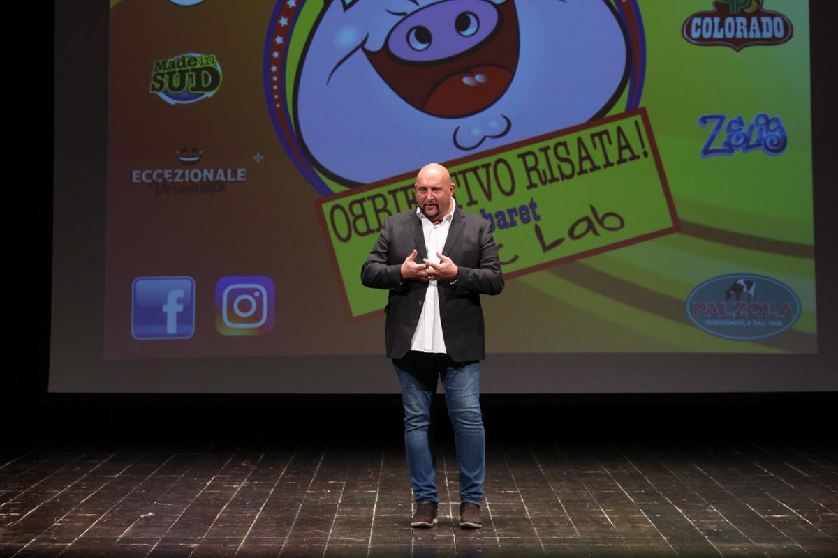 Obbiettivo Risata Comic Lab Legnano Max Pieriboni 10 - Sempione News