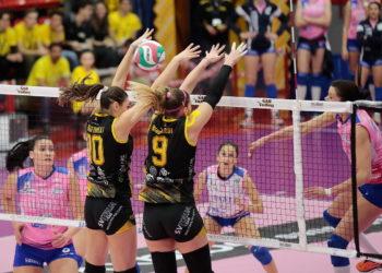SAB Volley - Monza 35 - Sempione News