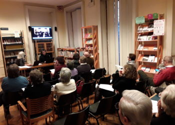 conferenza bibioteca musica Ballello