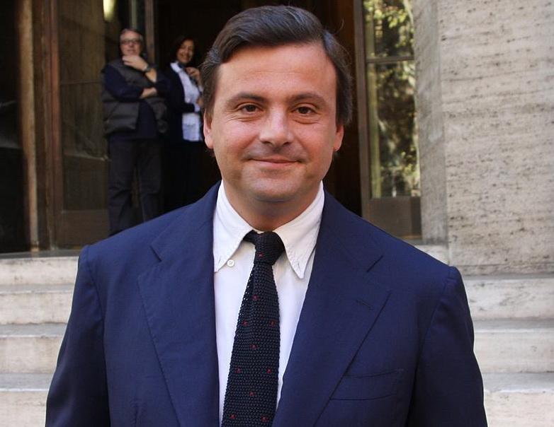 CarloCalendaMinistero