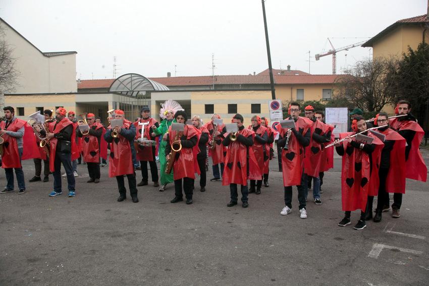 Viganò: festa di Carnevale in oratorio
