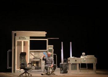 Fuga da via Pigafetta - Teatro Condominio - Gallarate - Ludovico