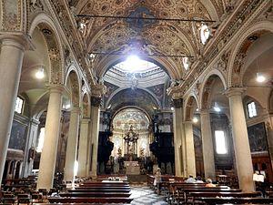 basilica san vittore varese- coro teatro alla scala
