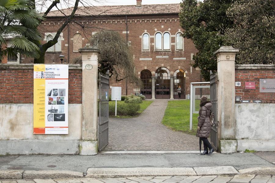 Inaugurazione Festival Fotografico Europeo Leone da Perego Giusppe Cozzi 01