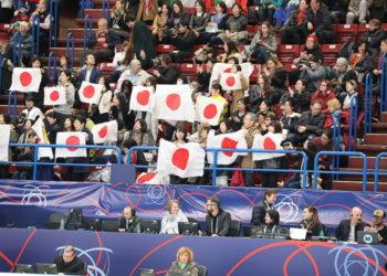 Mondiali Pattinaggio Forum Assago 2018 (34)