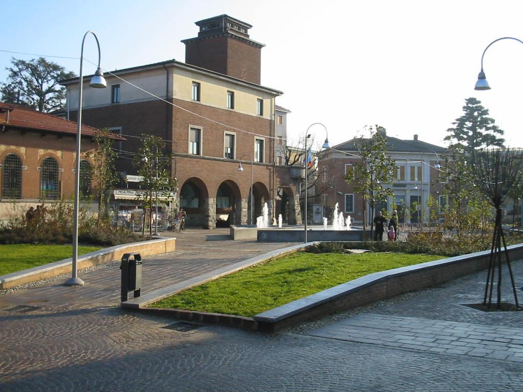 rescaldina municipio