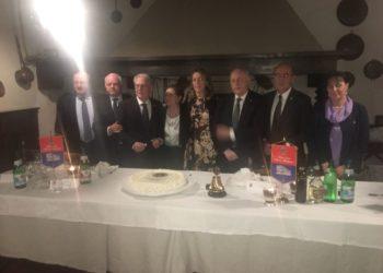 Charter night - Lions Club Arcore Borromeo