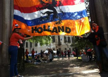 festa olandese azzate