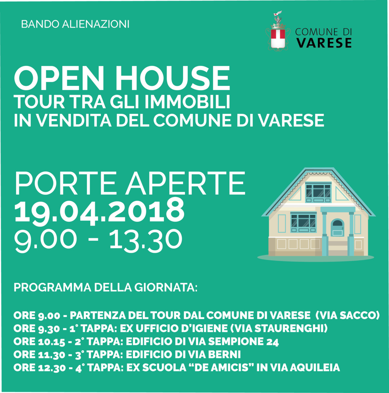 open house varese