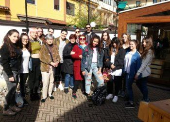 visita studentesse museo di san domenico