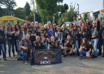 Club Chapter Harley Legnano 10