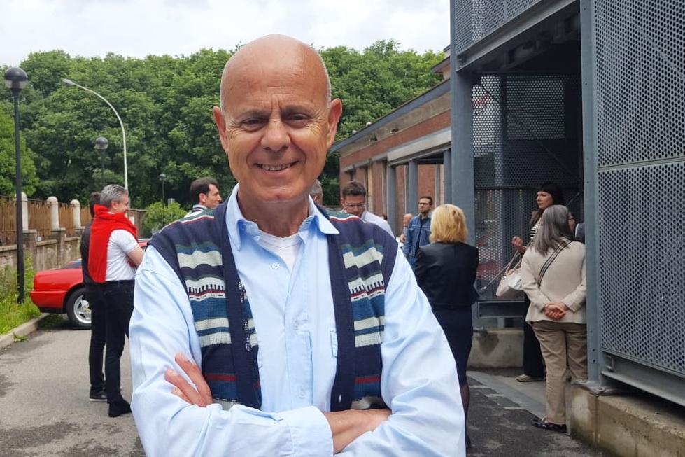 Domenico Godano presidente Fondazione Sant'Erasmo