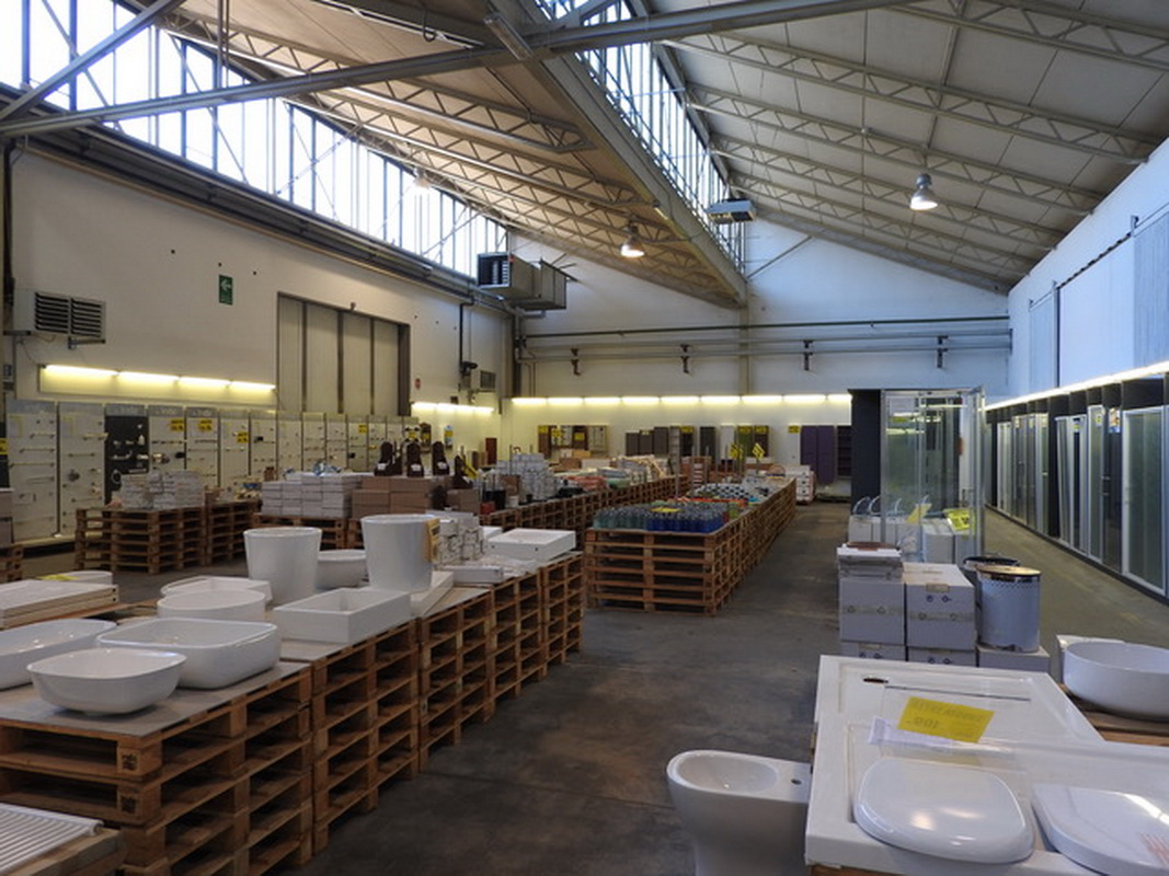 Spaccio inda factory shop vicino a te per rinnovare la - Spaccio arredo bagno ...