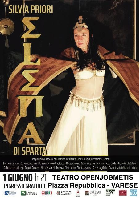Silvia Priori - Varese - 1 6 18