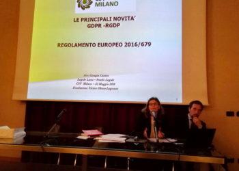 Il Terzo settore e le nuove regole sulla privacy  Fondazione Ticino Olona
