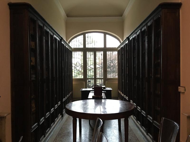 Angolo studio biblioteca, Cagnola, Sechi Michela_resize
