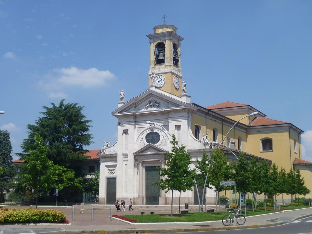 chiesa san gervaso e protaso parabiago