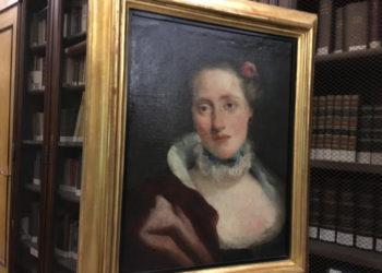 Orsetta Tiepolo, dipinto di Lorenzo Tiepolo, Sechi Michela_resize