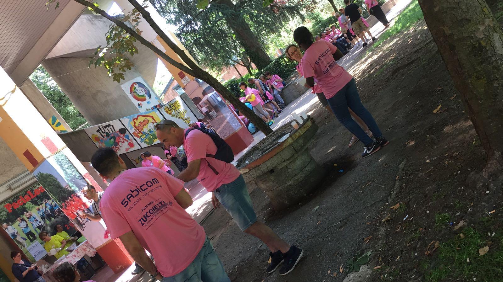 Quasi 400 partecipanti alla 14ma edizione della PaciaLonga